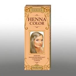 HNB Henna Color Balsam 111 - blond natural