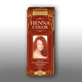 HNB Henna Color Balsam 6 - roscat titian