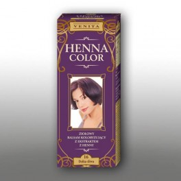 HNB Henna Color Balsam 16 - prune